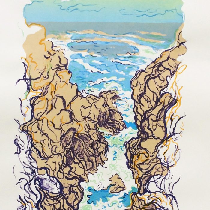 Elena Z. Zitrone 'Waterscapes' Opening: 5th Nov
