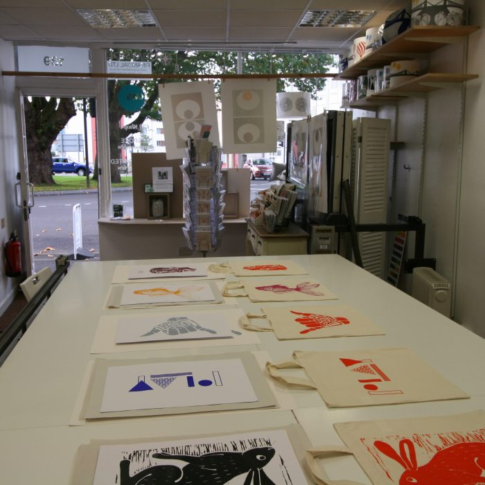 Corporate Screen Print Friday Workshop 6-8:00pm- Min 6 students £45PP