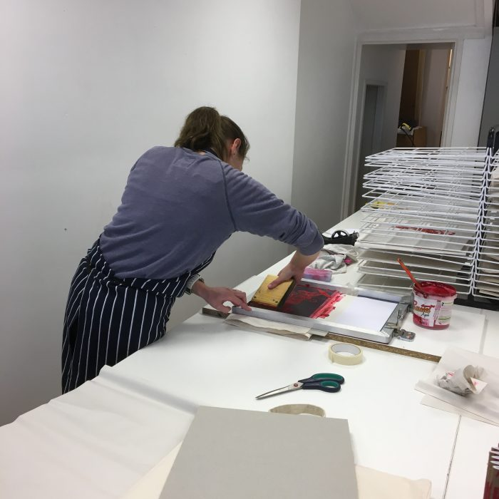 Screen Printing One to One £120